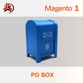 No PO Box Extension for Magento
