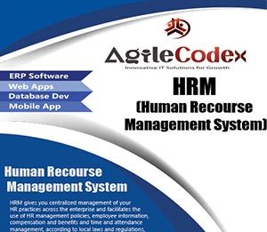 Human Recourse Management System ( HRM )