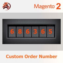 Magento 2 Custom Order Number with Prefix